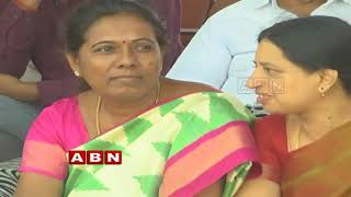 Armoor municipal chairman Swati Singh Babloo becomes hot topic in TRS  | Inside