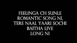 5 Taara | Diljit Dosanjh | Lyrics