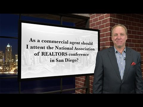 Should I attend the National Association of REALTORS conference in San Diego?