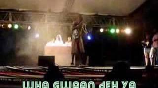 Aidonia - Hot Fuck/Addi Daddy @ ATI / Negril, Jamaica (2007)