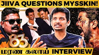 Jiiva Joins with Thalapathy Vijay Again? 83 Movie Unknown Stories & more - Jiiva Reveals 1st Time!