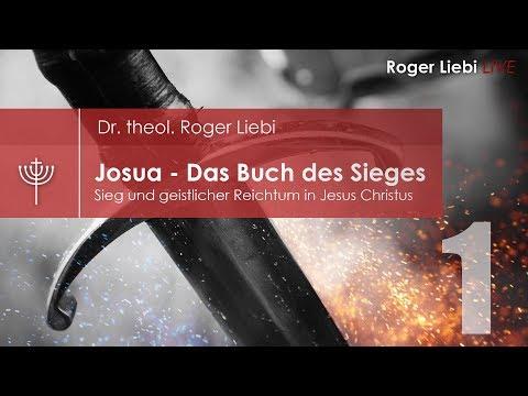 Josua - Sieg und geistlicher Reichtum in Jesus Christus - Teil 01 (Einführung)