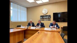 Брифинг о вакцинации сотрудников системы ЖКХ, Уфа, 27.07.2021