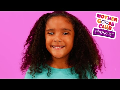 Mary Mary Quite Contrary | Mother Goose Club Playhouse Kids Video
