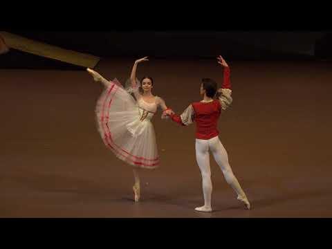 Stanislava Postnova Bolshoi Ballet Soloist Debut Giselle Станислава Постнова Mark Chino