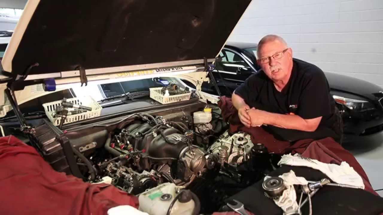 Maserati Valve Timing Actuator Autoscope Repair Dallas Wiring Diagram 2010 Granturismo Youtube