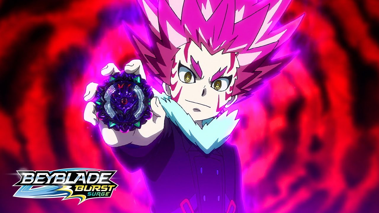 The Ambition of Lain | Beyblade Surge | Disney XD