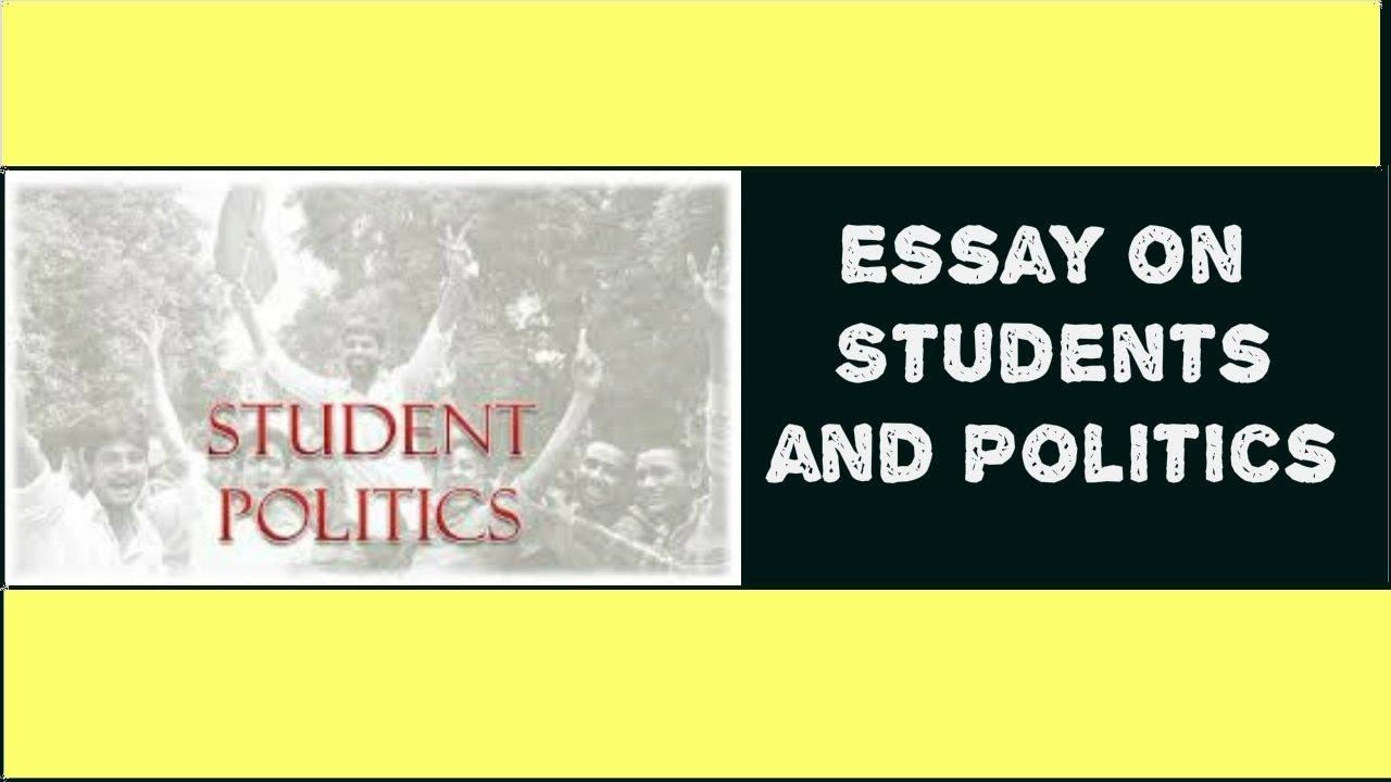 students and politics