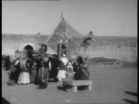 Ninevah Excavation film