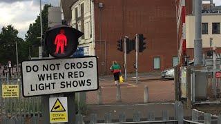 Grays (Pedestrian) Level Crossing, Essex