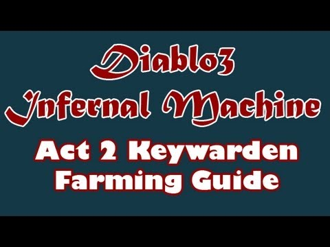 diablo 3 infernal machine guide