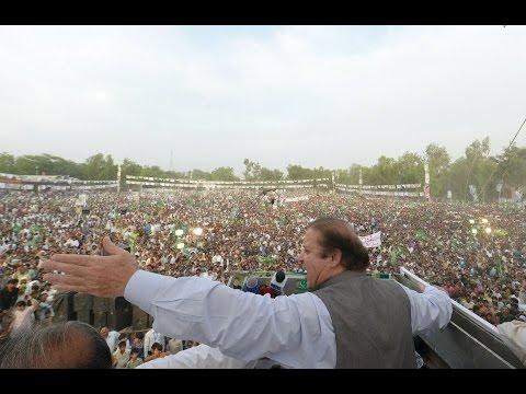 I will make motorways in every corner of Pakistan, PM Nawaz