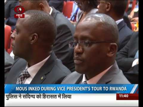 India & Rwanda signed MoUs in Visa, Innovation and Aviation sectors