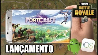 Left!! FORTNITE FOR ANDROID | IOS | HOW TO DOWNLOAD | FORTCRAFT MOBILE ANDROID IOS