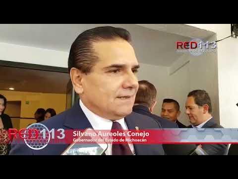 VIDEO Gobernador de Michoacán recalca que se dará con los responsables del atentado contra Uriel Chávez