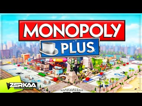 I WANNA BE DONALD TRUMP | MONOPOLY PLUS (FULL VIDEO)
