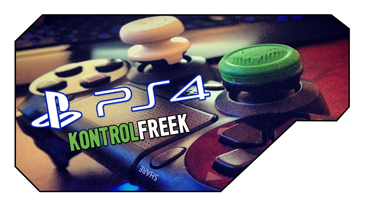 PS4 KontrolFreek Perfect Arsenal Phantom Unboxing! The difference in CQC,  Snipr, and Phantom!