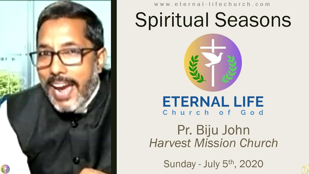 Spiritual Season - by Pr. Biju John