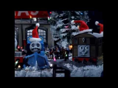 thomas and friends short 12 pains of christmas TMV