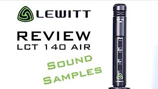 Lewitt LCT 140 AIR Review | Acoustic Guitar