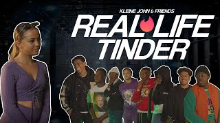 REAL LIFE TINDER - KLEINE JOHN & FRIENDS