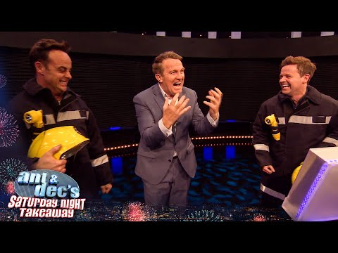 Ant & Dec Prank Bradley Walsh A Second Time! | Saturday Night Takeaway 2020