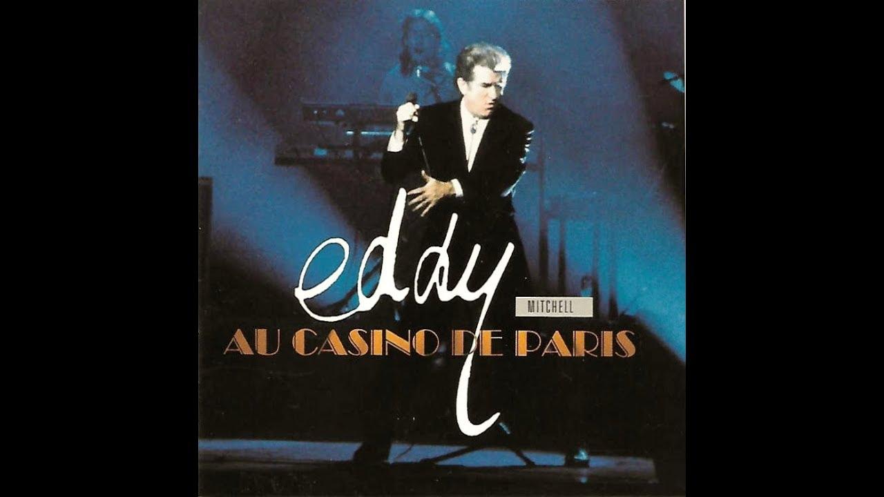 Eddy Mitchell J'vous Dérange Live Du Casino De Paris 90 B