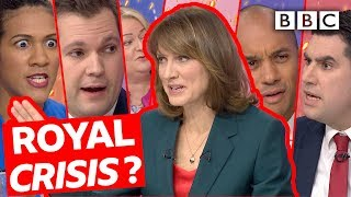 Is the Royal Family in an existential crisis?   Question Time - BBC