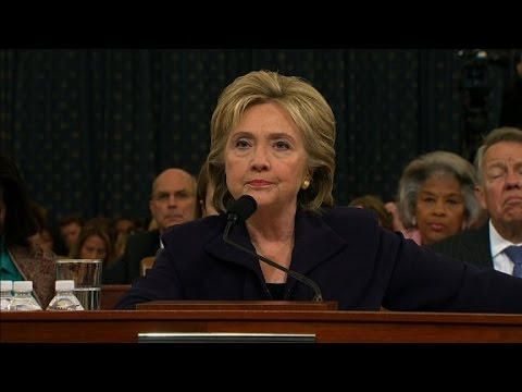 Hillary Clinton recalls the night of Benghazi attacks