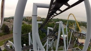 hersheypark great bear pov hd front seat ride 2012 1080p video steel rollercoaster hershey gopro