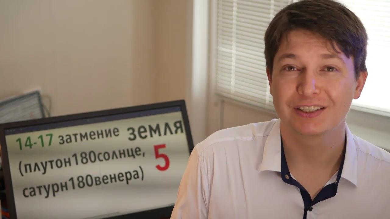 Рак Гороскоп на июль 2019 Событие 5 Затмение 14-17 июля
