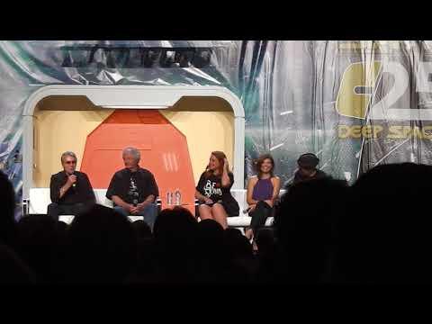 Deep Space 9 at the 2018 Star Trek Convention in Las Vegas