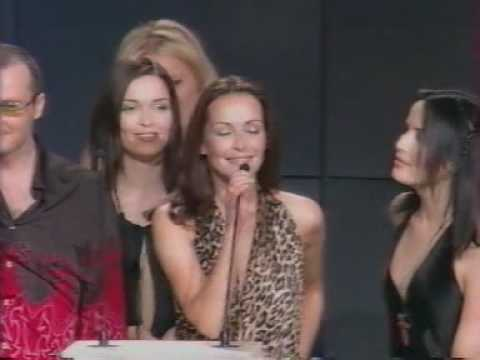 The Corrs- Event-NRJ International Group Award Live France ANMS