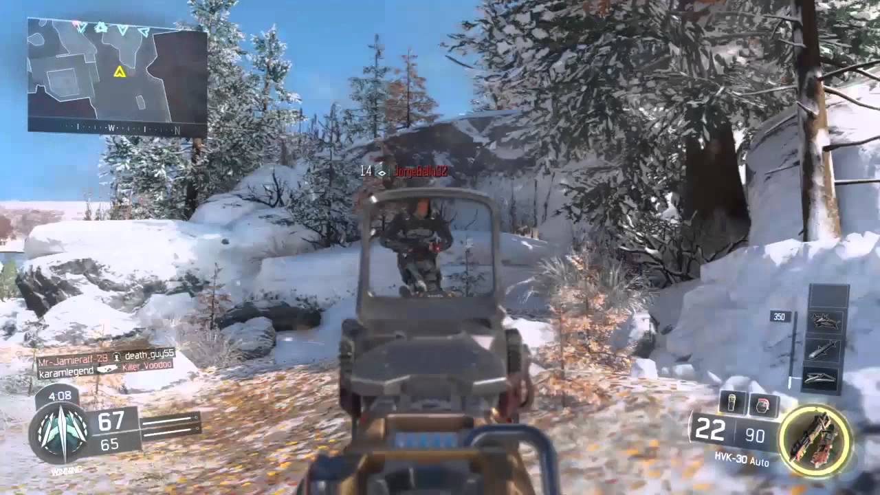 Call of Duty: Black Ops 3 Multiplayer Beta Hands-On