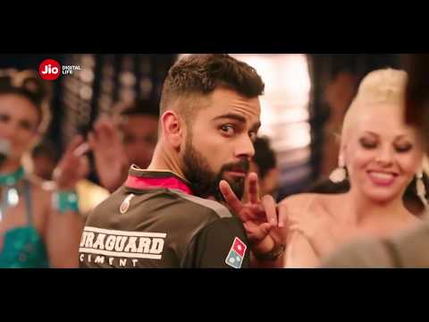 Jio Ad IPL 2018Jio Deepika Padukone advertisement