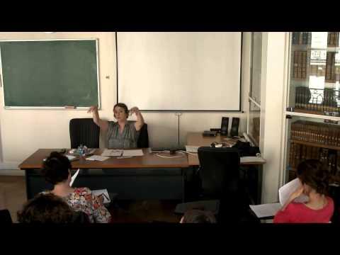 Workshop Sentences and Embedded Clauses  - Jane Grimshaw