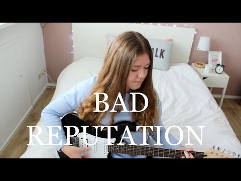 Bad Reputation - Shawn Mendes Cover