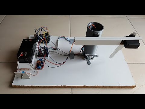 Ρομποτικός βραχίονας Bluetooth