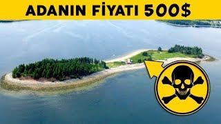 Kimsenin Satın Almak İstemediği En Güzel 10 Ada