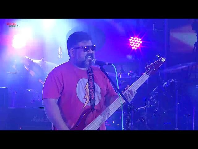 Cryptic Fate /Bhoboghurey/Joy Bangla Concert 2020