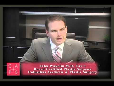 Columbus Plastic Surgeon - Dr. Wakelin - Ohio Cosmetic Surgery