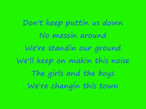 Misfit - Thebandwithnoname - Lyrics