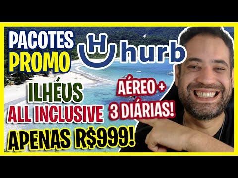 VAI ACABAR! PACOTE ILHÉUS ALL INCLUSIVE MUITO BARATO! SÓ R$999 3 DIÁRIAS + AÉREO!