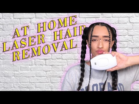 AT HOME LASER HAIR REMOVAL | FINAL RESULTS