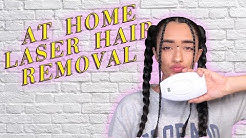 AT HOME LASER HAIR REMOVAL   FINAL RESULTS