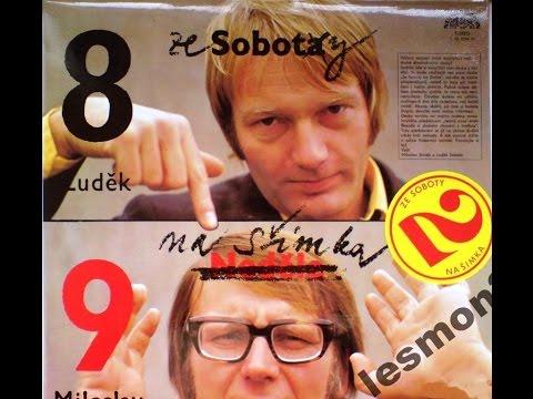 ZE SOBOTY NA ŠIMKA 2 (celý Album) - 1977_Rip Vinyl LP
