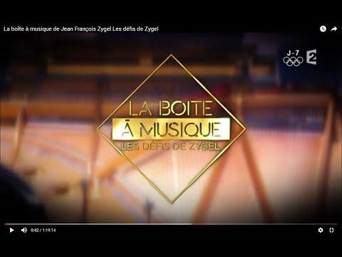La boîte à musique de Jean François Zygel   Les défis de Zygel