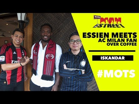 Racism in Serie A  Man On The Street  Astro SuperSport