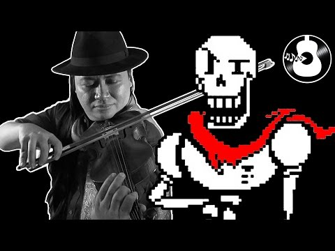 String Player Gamer: Undertale
