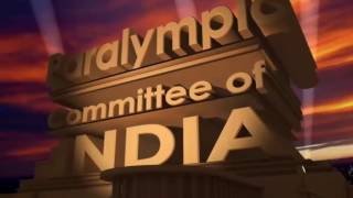 Paralympic Movement in India - PCI